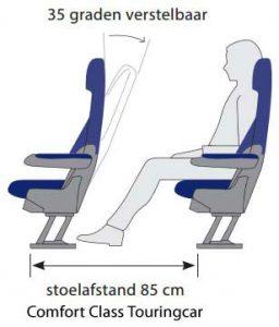 Comfort Class touringcar