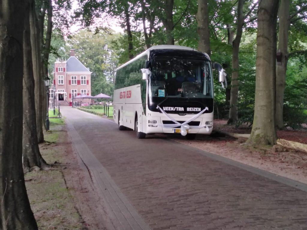 Luxe bus huren bij Touringcarbedrijf Assen