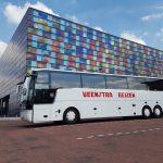 Luxe bus huren in Assen met een groep