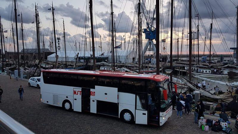 Luxe bus huren in Drenthe bij Touringcarbedrijf Assen